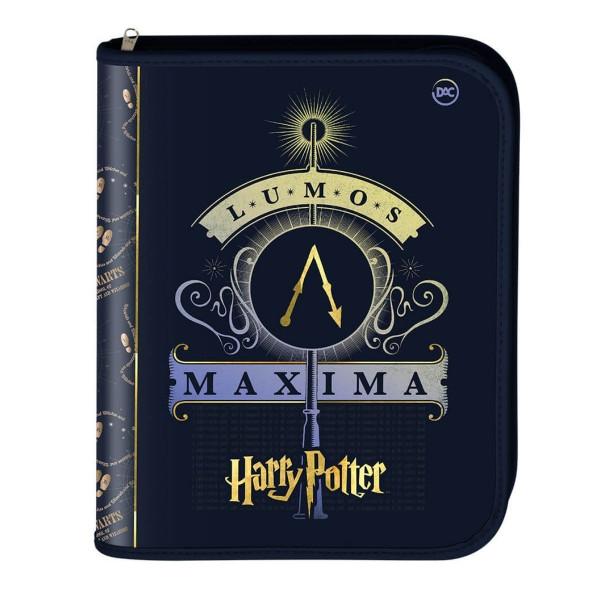 Fichário Harry Potter Universitário Argolado - D...