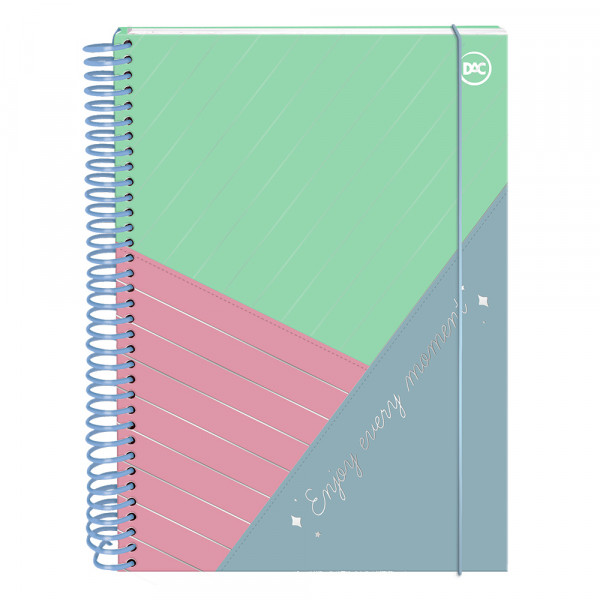 Caderno Colegial Enjoy - Dac