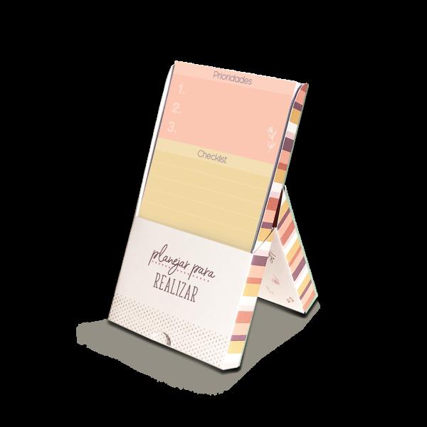 Bloco De Mesa Note Box Amanhecer - Cartões Gigantes