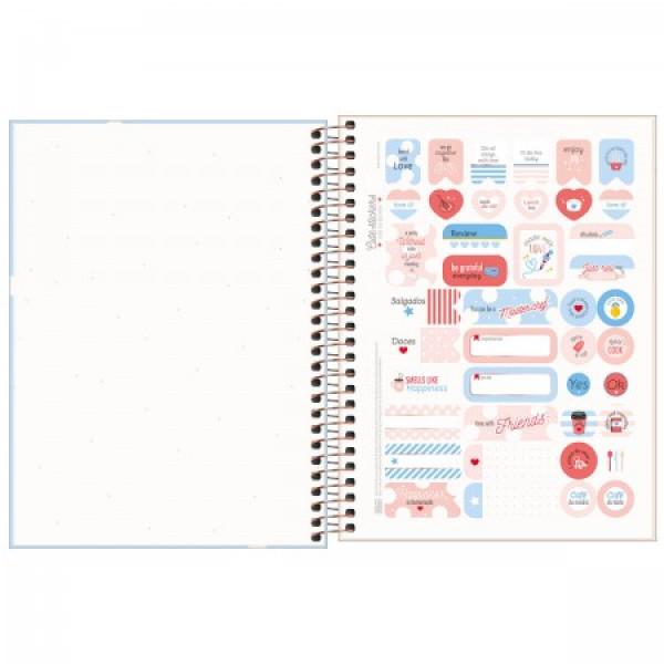 Caderno de Receitas Soho - Tilibra
