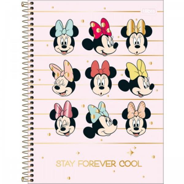 Caderno Universitário Minnie 1 Matéria