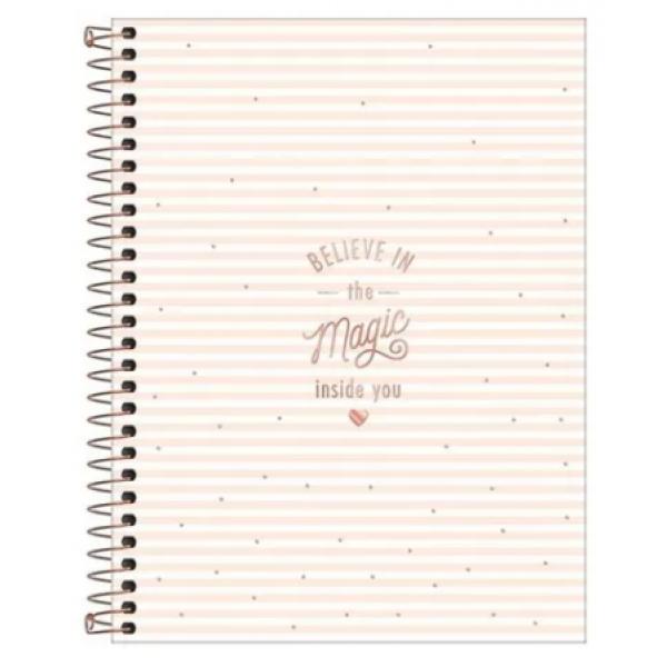 Caderno Soho Colegial 10 Matérias - Tilibra