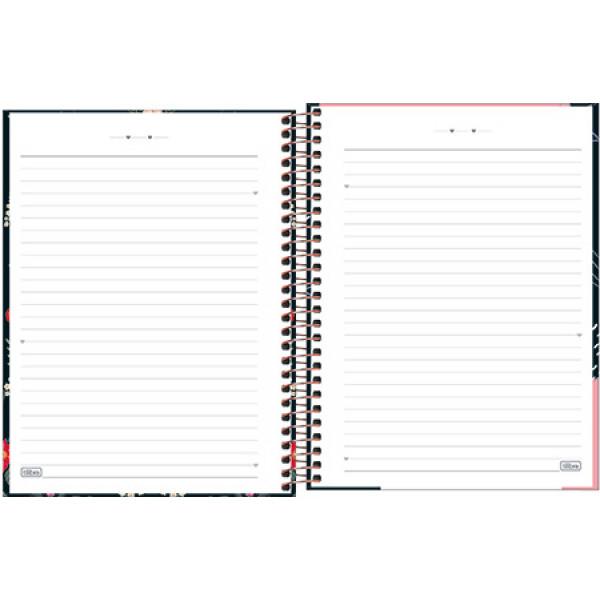 Caderno Capricho Colegial 10 Matérias - Tilibra