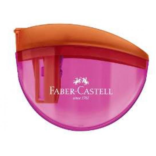 Apontador Aquarius Com Depósito Faber Castell