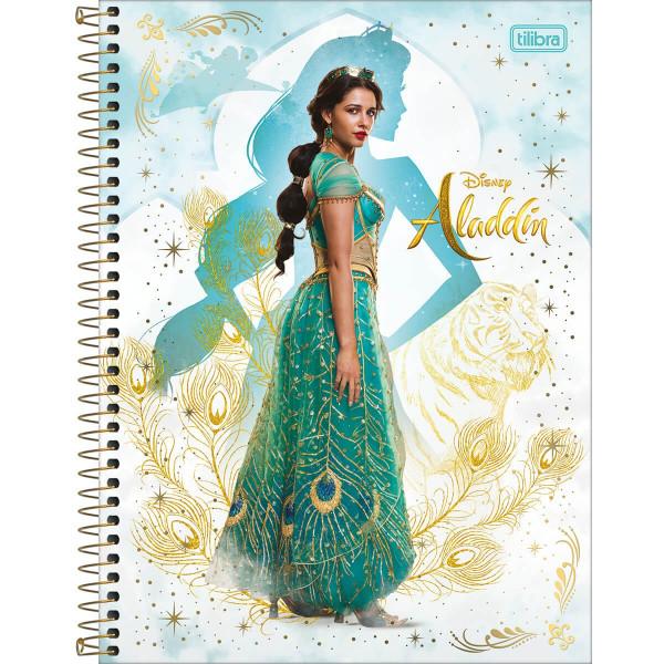 Caderno Aladdin Universitário 1 Matéria - Tilibr...