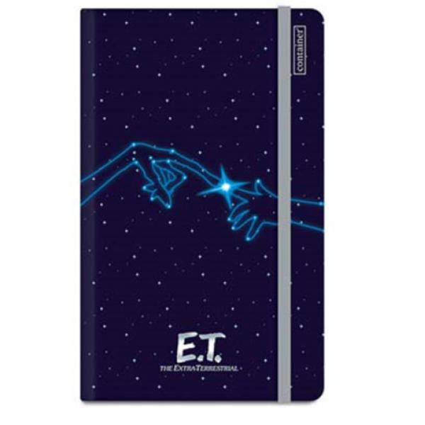 Caderno E.T Colegial Capa Dura 96 Fls - Container