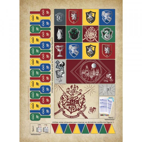 Caderno Harry Potter 1 Matéria - Jandaia
