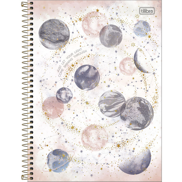 Caderno Magic 1 Matéria - Tilibra