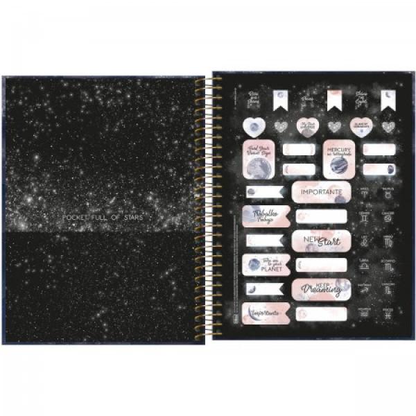 Caderno Magic Colegial 10 Matérias - Tilibra