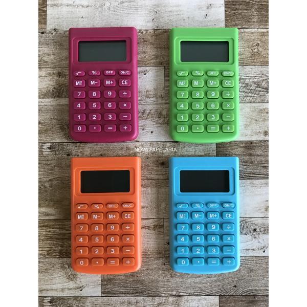 Calculadora Colorida Pequena