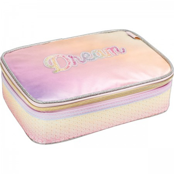 Estojo Box 100 Pens Academie Dream - Tilibra