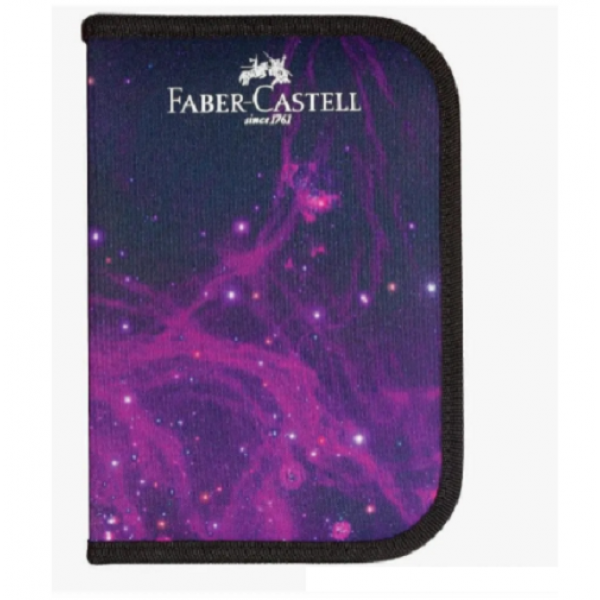 Estojo Completo 18 Itens Cosmic - Faber Castell