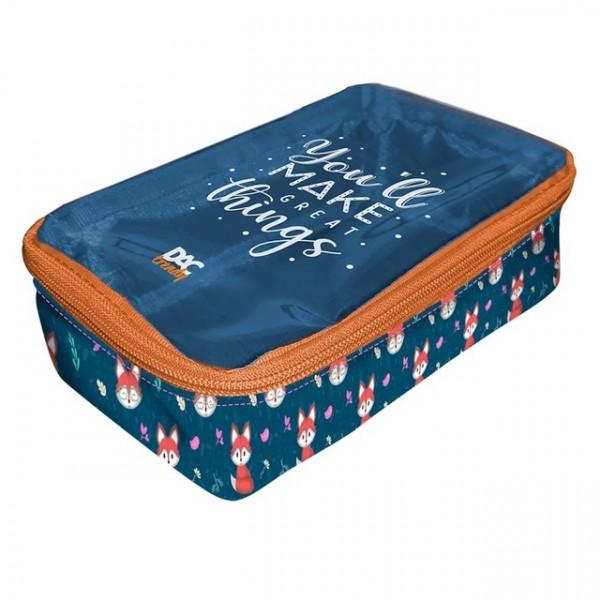 Estojo Box Raposa Trendy - Dac