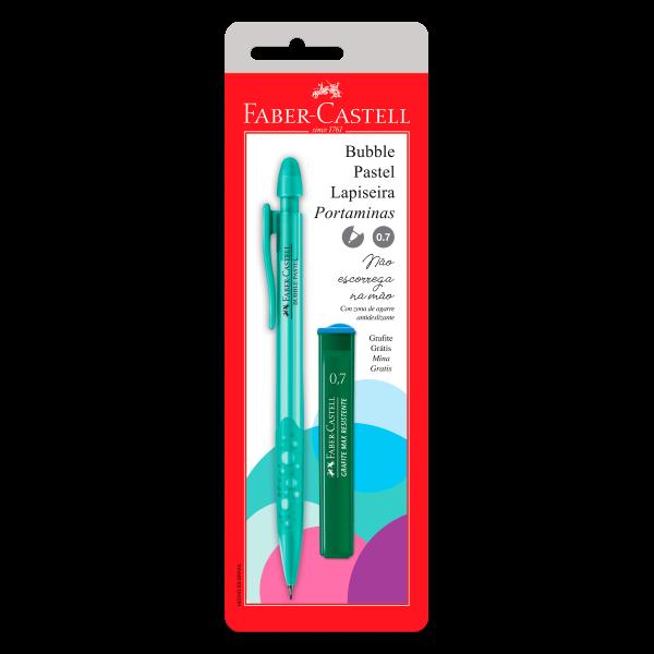 Lapiseira Bubble 0.7mm - Faber Castell