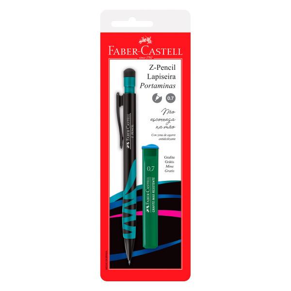 Lapiseira Z-Pencil 0.7mm - Faber Castell