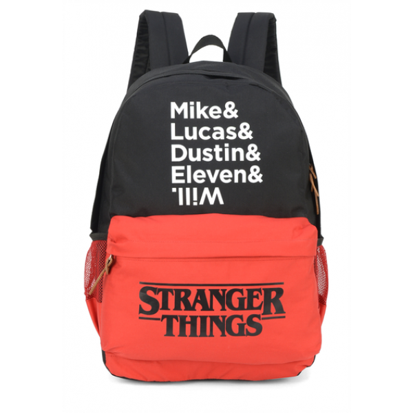 Mochila De Costas Stranger Things - Luxcel