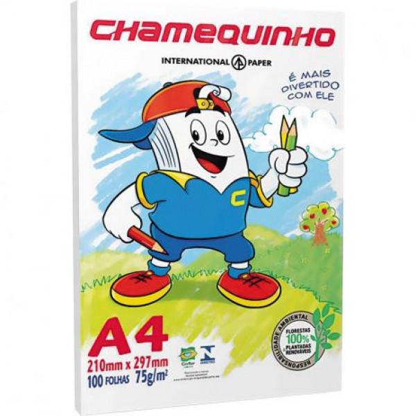 Papel Sulfite A4 100 Folhas - Chamex