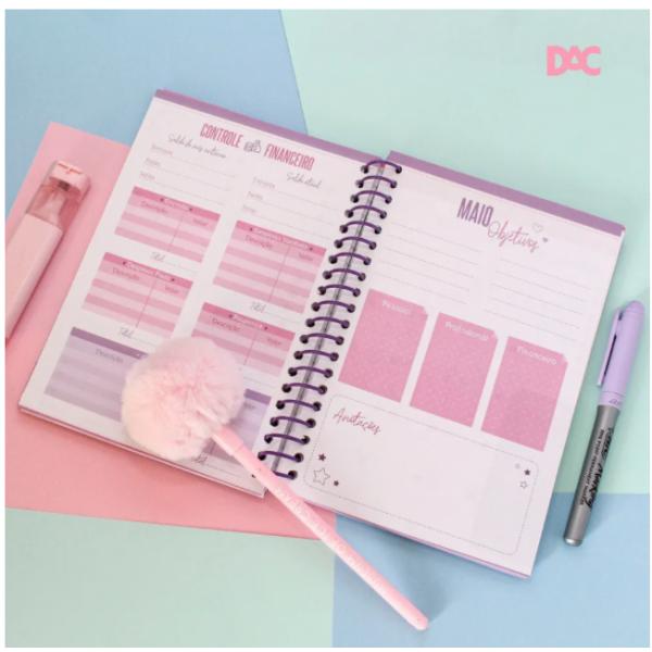 Planner Enjoy Permanente - Dac