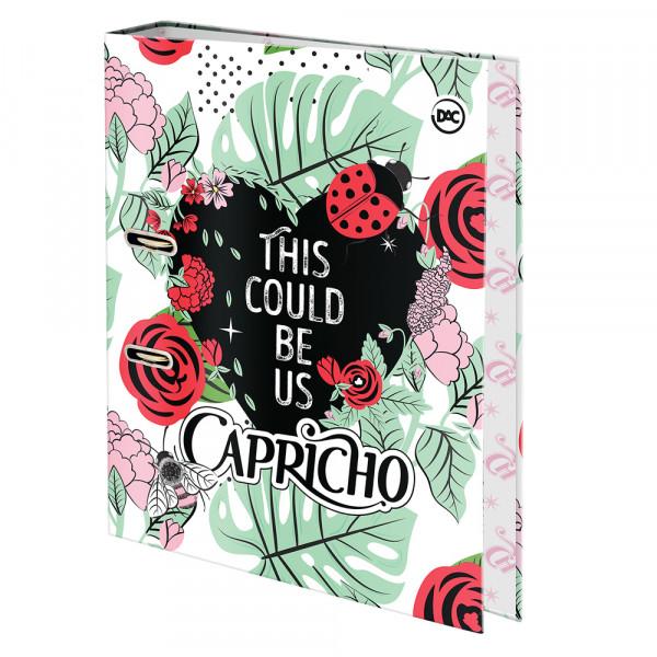 Caderno Argolado Az Capricho Botânica - Dac