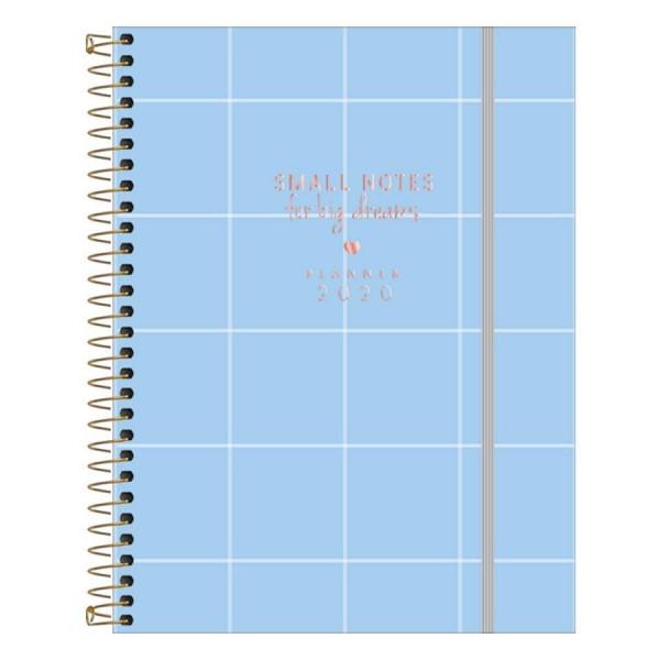 Planner 2020 Soho Espiral M7 - Tilibra