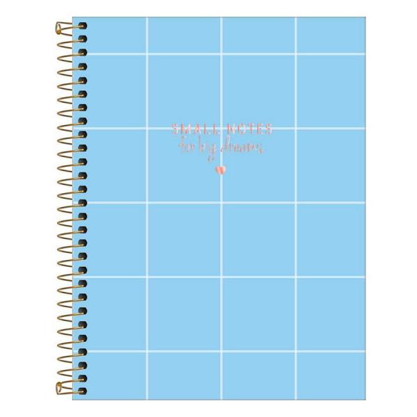 Caderno Soho Colegial 1 Matéria - Tilibra