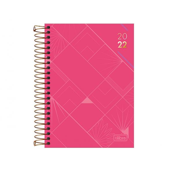 Agenda Spot 2022 Feminina M9 - Tilibra